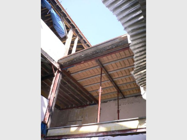 Rénovation toiture - Rénovation ébénisterie