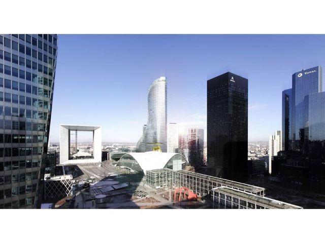 Skysail - Tour la Défense (92)