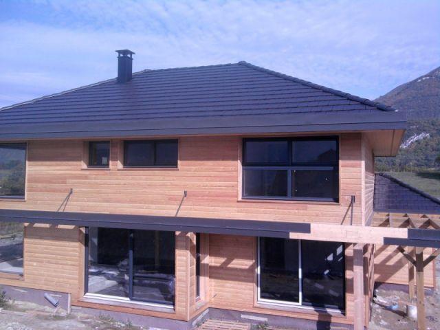 Des constructions neuves exemplaires - Ma maison bleu ciel edf ...