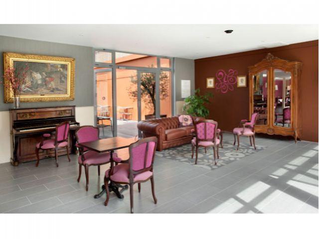 Petit salon - Villa Beausoleil