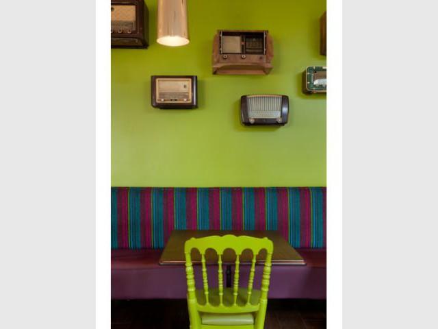 Petit café - Villa Beausoleil