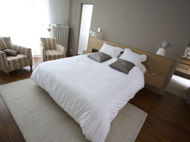 Chambre - Appartement terrasse