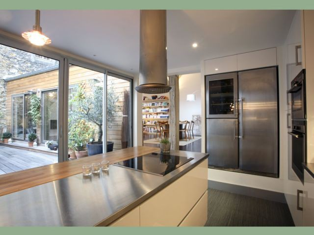 Cuisine - Appartement terrasse