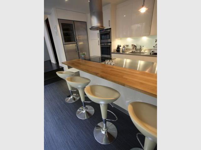 Bar - Appartement terrasse