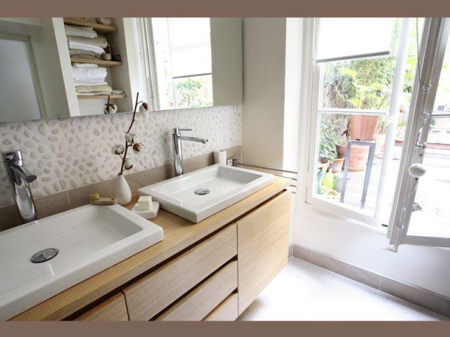 Salle de bain - Appartement terrasse