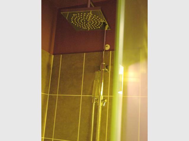 Salle de bains - Reportage loft