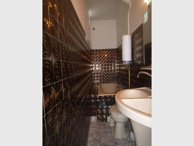 Une Vraie Salle De Bains Aménagée Dans M - Salle de bain 3m2