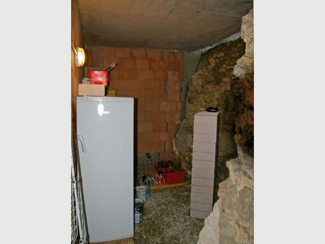 Cave naturelle - Reportage maison HQE