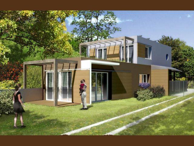 Second projet - Reportage maison HQE