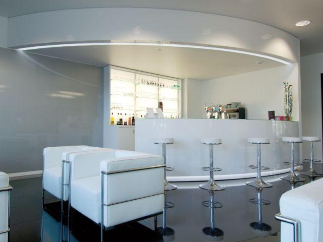 luxe et design sans compromis pour un h tel spa arcachon. Black Bedroom Furniture Sets. Home Design Ideas