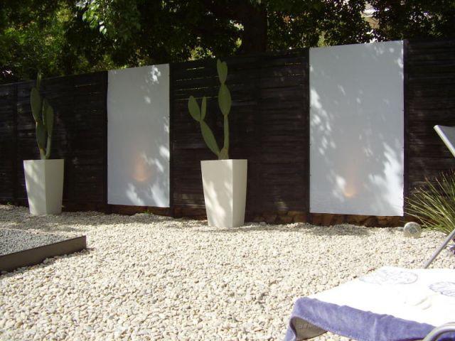 1 jardin zen en noir et blanc for Grand jardin zen