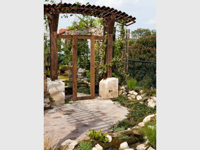 1er Prix - Ecoles - Jardins en Seine 2011