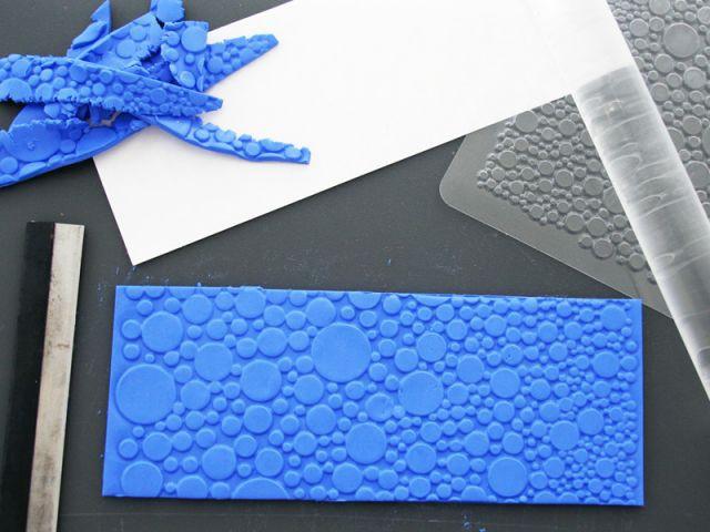 Etape 1 : la texture - Les Ateliers de Mireia
