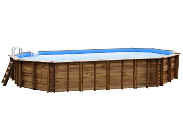 10 piscines hors sol rapides installer - Piscine hors sol acier castorama ...