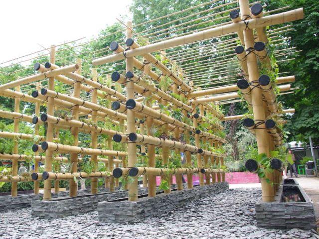 Les tendances 2011 des jardins en ville for Amenagement potager idees