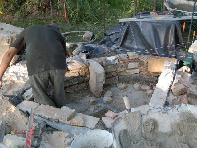 L'importance de la pierre - Reportage jardin Grimaldi