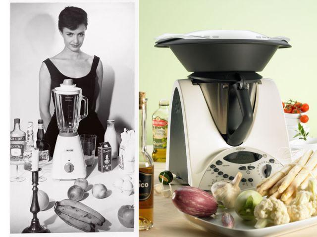 50 ans de thermomix une cuisine conviviale et de passionn s. Black Bedroom Furniture Sets. Home Design Ideas