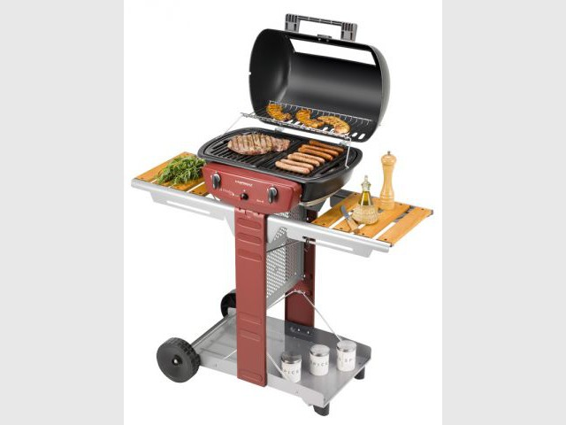 Gaz - Eco-conçu - Sélection barbecues