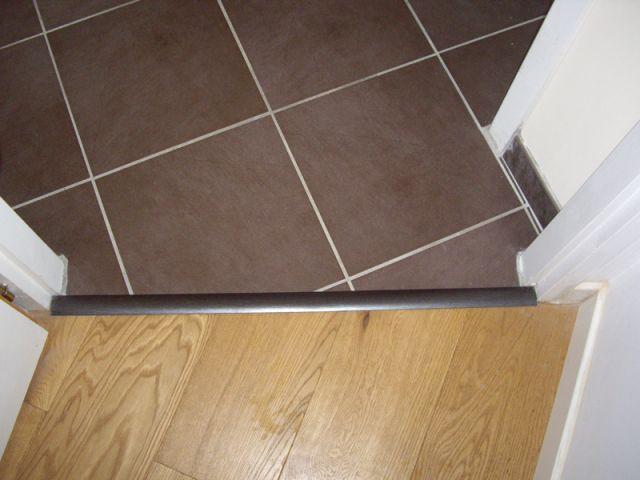 Poser une barre de seuil maisonapart - Poser une barre de seuil ...