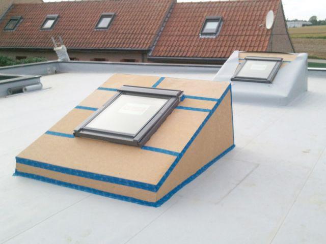 Maison passive - Puits de lumière - Maison passive Neuville en Ferrain