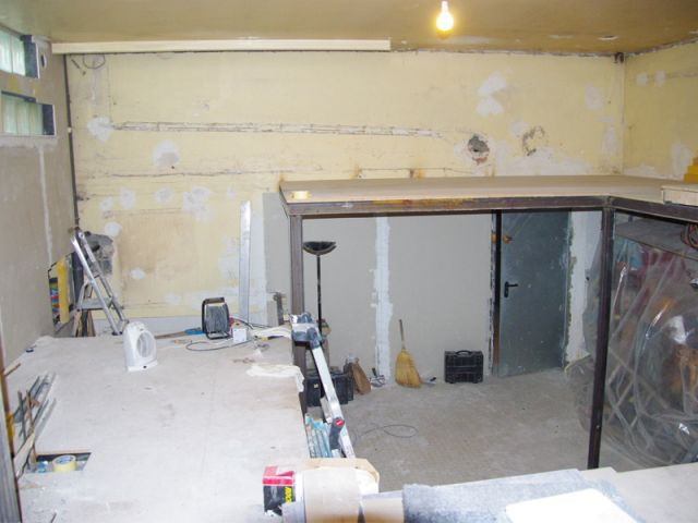 Construction mezzanine - Christelle Serres-Chabrier