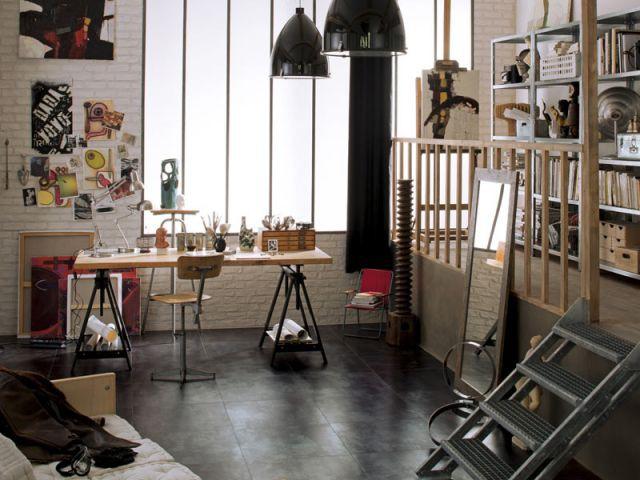 10 bureaux 10 ambiances. Black Bedroom Furniture Sets. Home Design Ideas