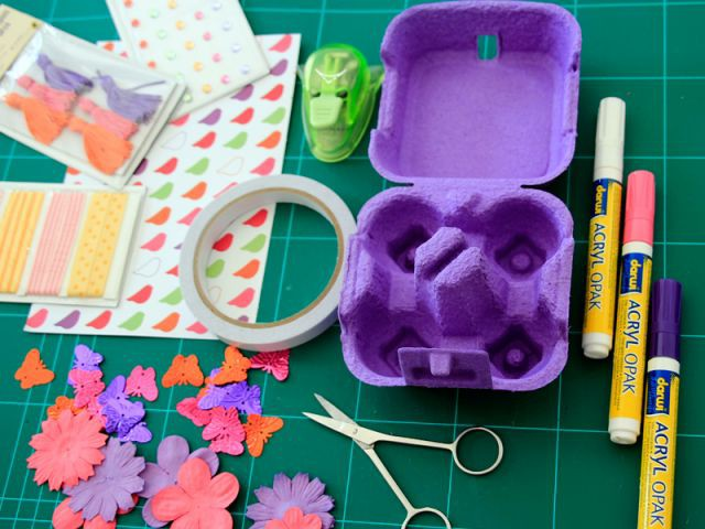 Boîte cadeau : le matériel - Les Ateliers de Mireia