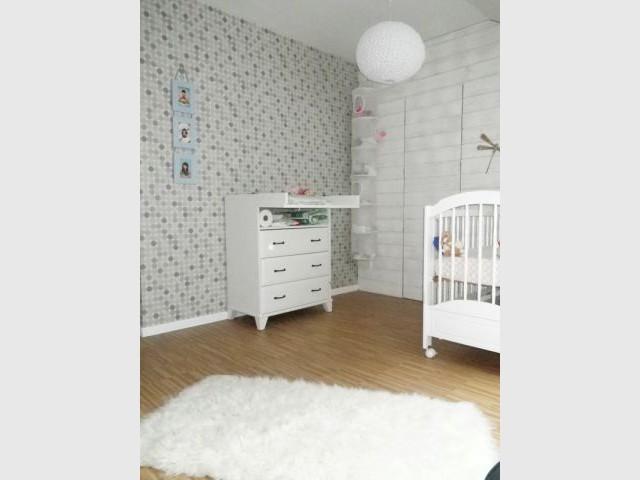 Une chambre au style nordique - Reportage chambre enfant