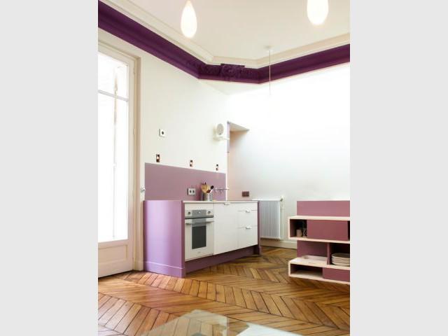 Cuisine - Appartement couleurs