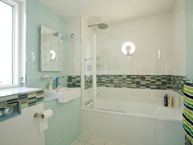 Haven - L'une des salles de bains - Maison Haven