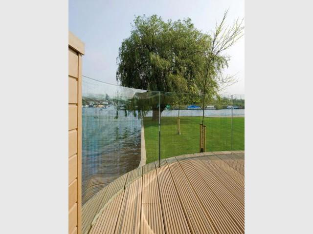 Haven - Une baie vitrée pour la sécurité - Maison Haven