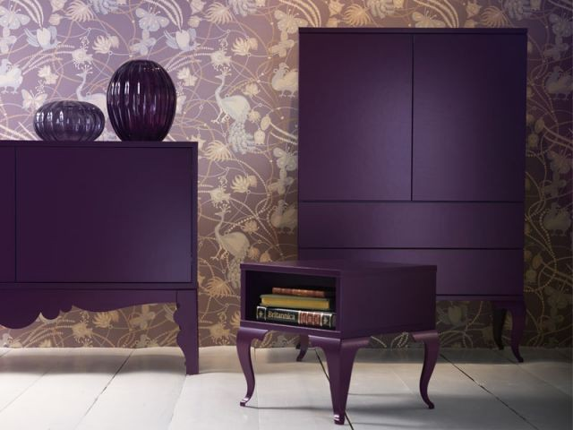 1 int rieur ultra violet. Black Bedroom Furniture Sets. Home Design Ideas