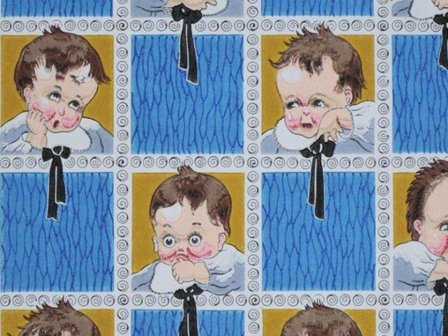 Papier peint pour enfant - Les bébés - Au royaume des petits princes