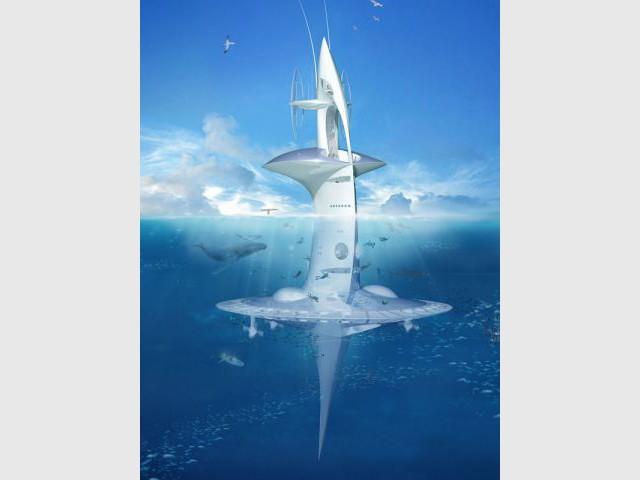 Vivre sous la mer... - Jacques Rougerie