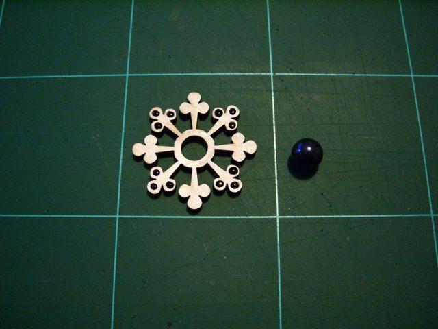 Les perles 1/2 - Les Ateliers de Mireia
