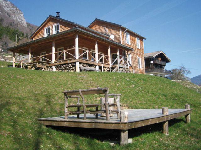 Maison bois - Des matériaux naturels et locaux - Reportage chalet bois