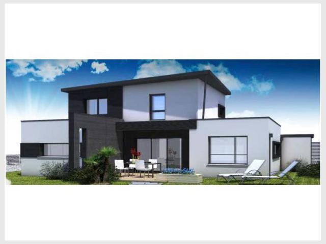 14 maisons neuves alliant basse consommation et lectricit - Ma maison bleu ciel edf ...