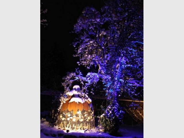 Noël au jardin - Ménines - Noël au jardin