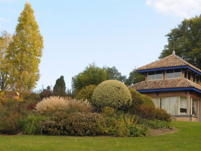 Initiative botanique 2012 - Jardin du Bois Marquis - Jardin de l'année 2012