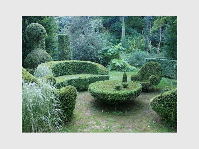 Jardin de l'année 2012