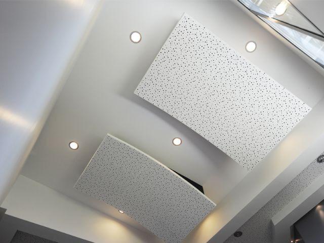 Apport de lumière - loft Placo