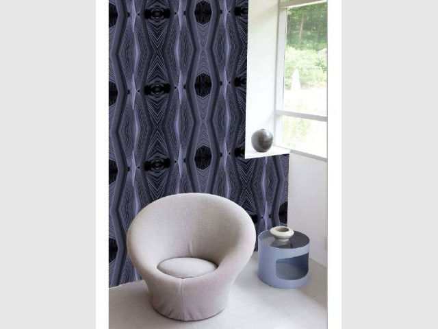 Leslie David - Jardins d'hiver - Wallpaper Lab 2012