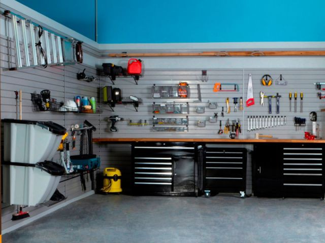 Am nager son garage conseils et astuces - Amenagement garage auto ...