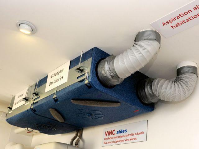 Contrôler la ventilation - Economies d'énergie