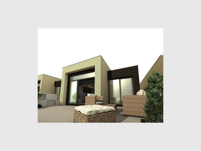 Terrasse - mini home