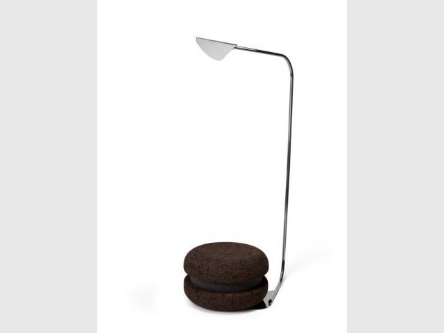 Lampe macaron - Haymann