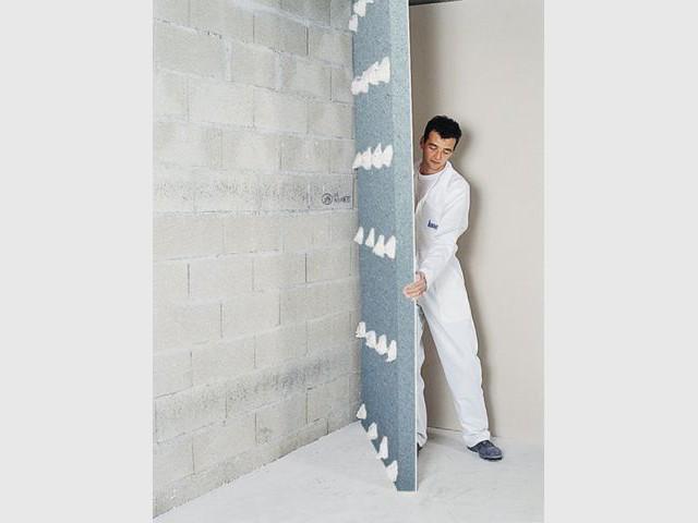 Tout savoir sur l 39 isolation thermique des murs int rieurs for Isolation interieur garage