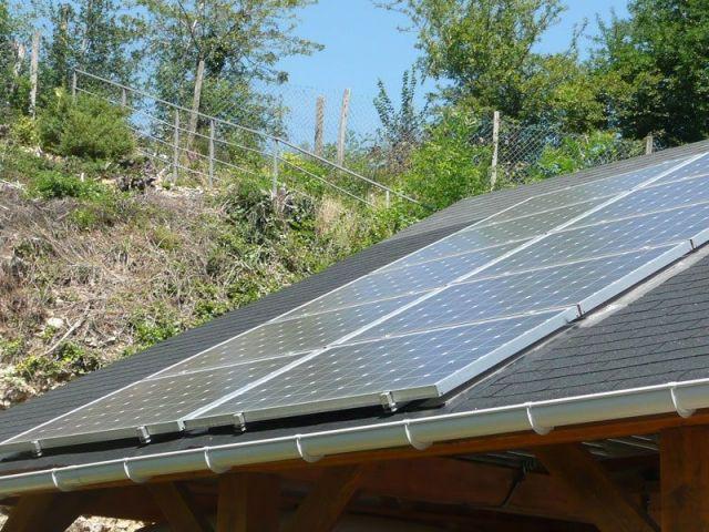 photovoltaïque panneau particulier