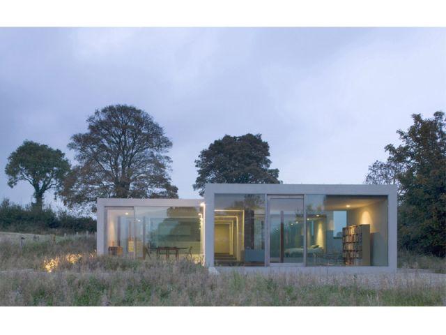 Irlande - Villa Bohermore - 9 architectes / 9 propositions
