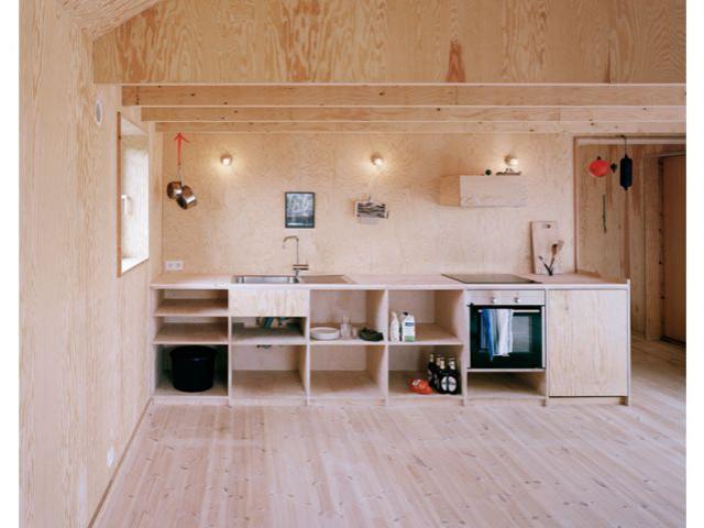 Maison Morran - intérieur - 9 architectes / 9 propositions